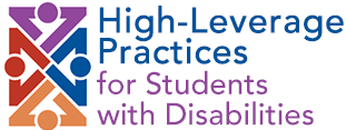 High-Leverage Practices logo